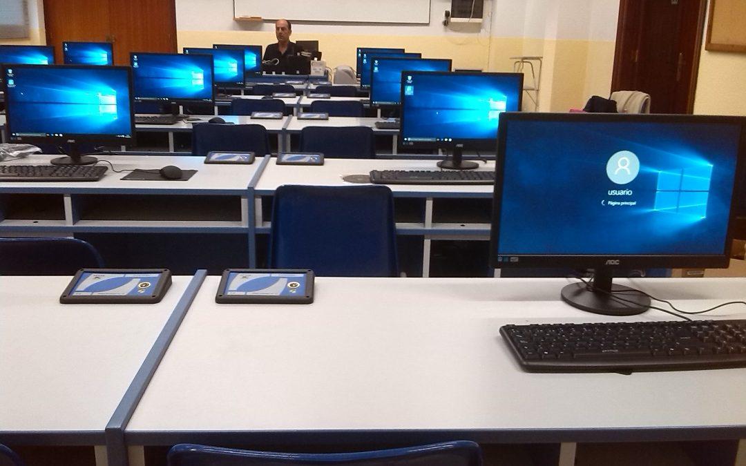 La digitalización en las aulas