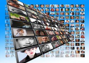 Comunidad de personas. Redes sociales