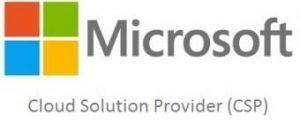 csp-microsoft. Proveedor de soluciones en la nube.