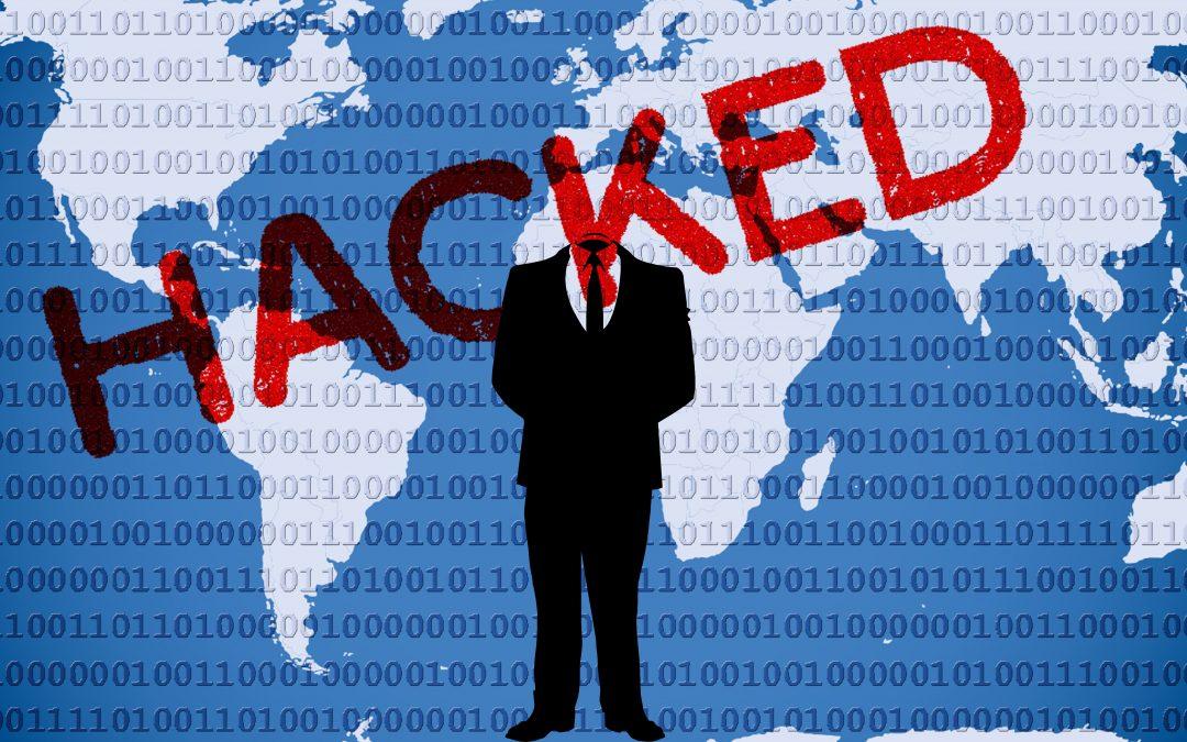 Empresas hackeadas, empresarios y empresas en apuros. Seguridad informática.