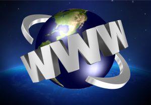Internet en el mundo. Hosting y dominio.