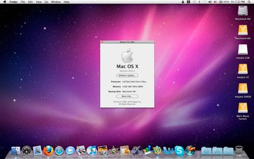 La evolución de macOS